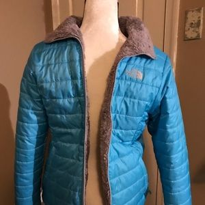 Ladies North Face Puffer Jacket
